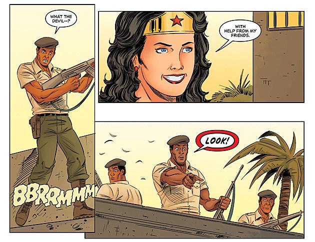 Wonder Woman '77 Chapter 17