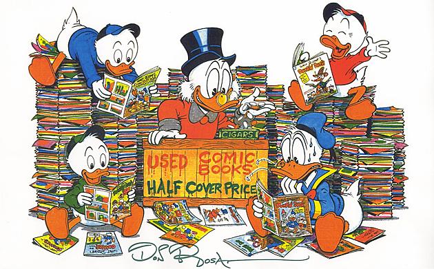 Scrooge Cast