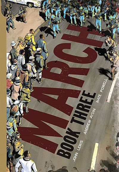 marchthree