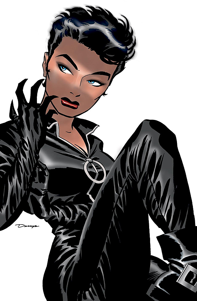 Cool for cats a tribute to selina kyle catwoman - Dessin catwoman ...