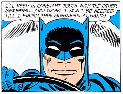 Batman by Mike Sekowsky