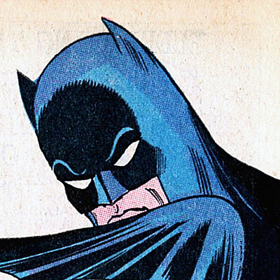 Batman by Bob Brown