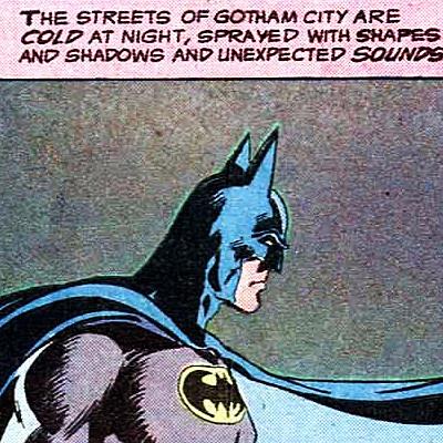 Batman by Jim Aparo