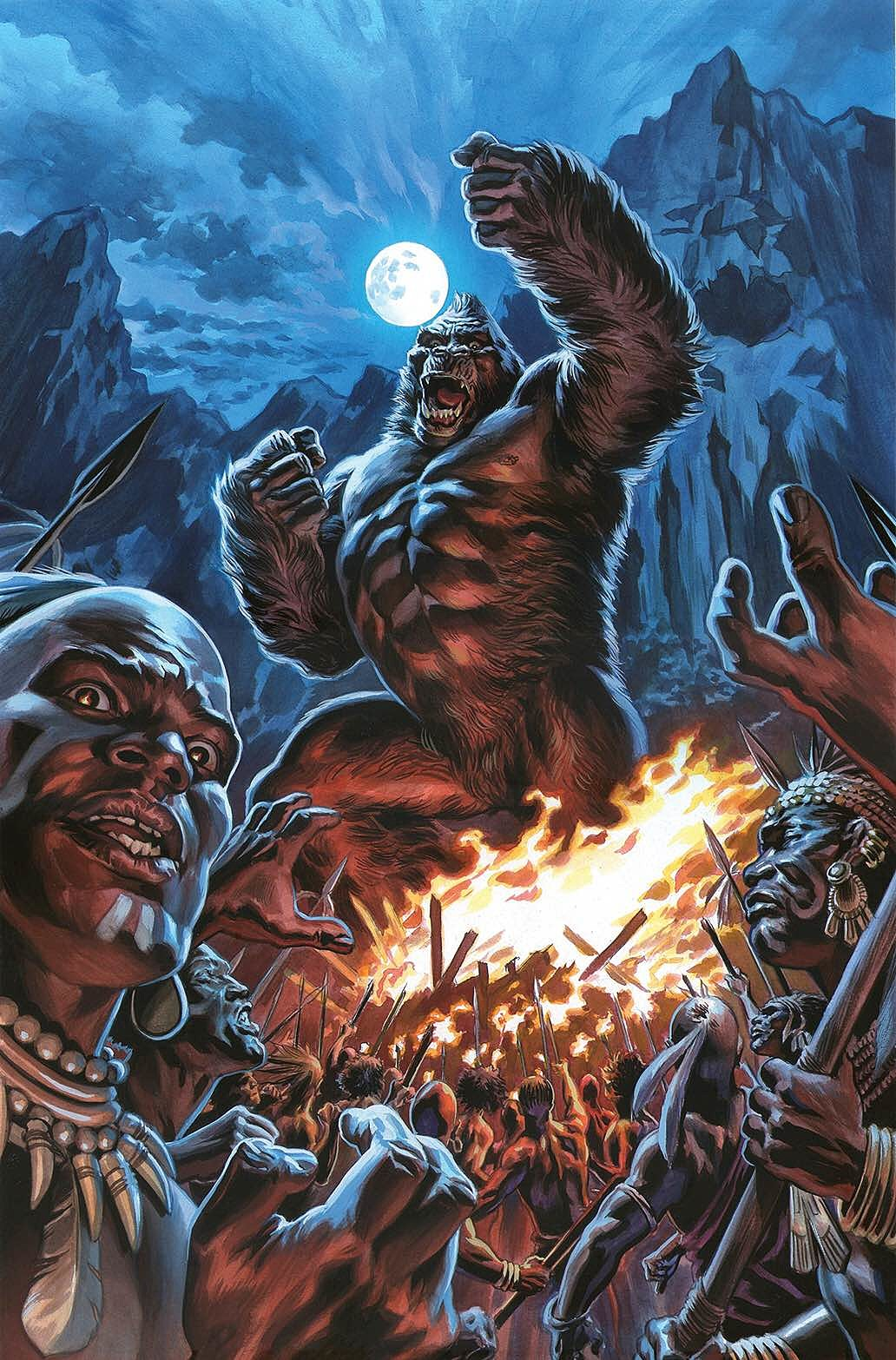 Prepare For King Kongs Return With The Kong Of Skull