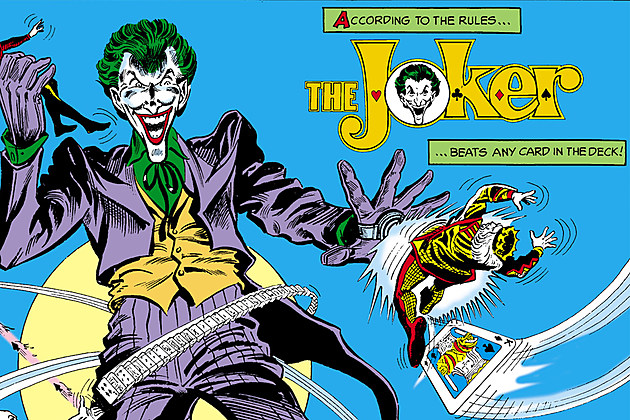 Joker, DC Comics