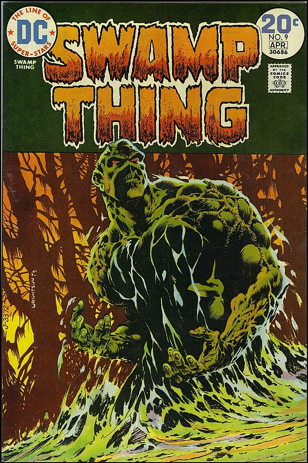 A Ghost Dressed In Weeds: A Celebration Of Swamp Thing