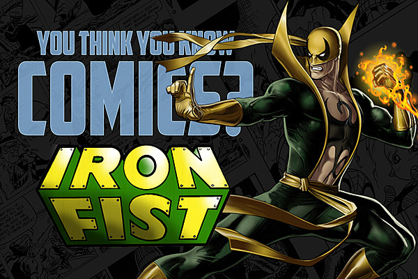 Iron fist and socialism