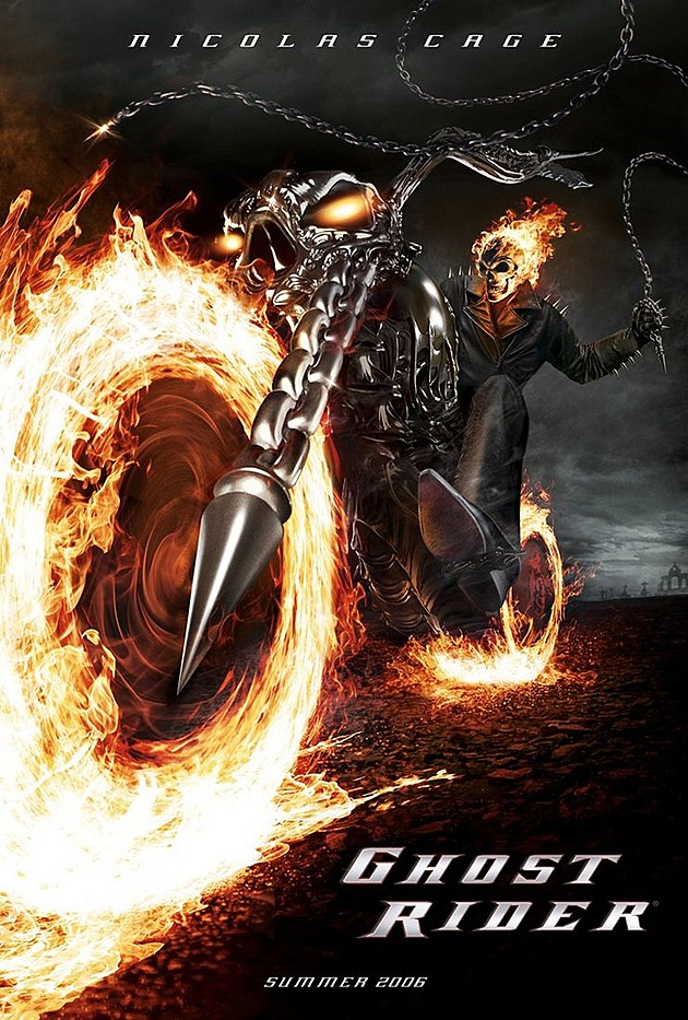 hell on two wheels a tribute to ghost rider. Black Bedroom Furniture Sets. Home Design Ideas