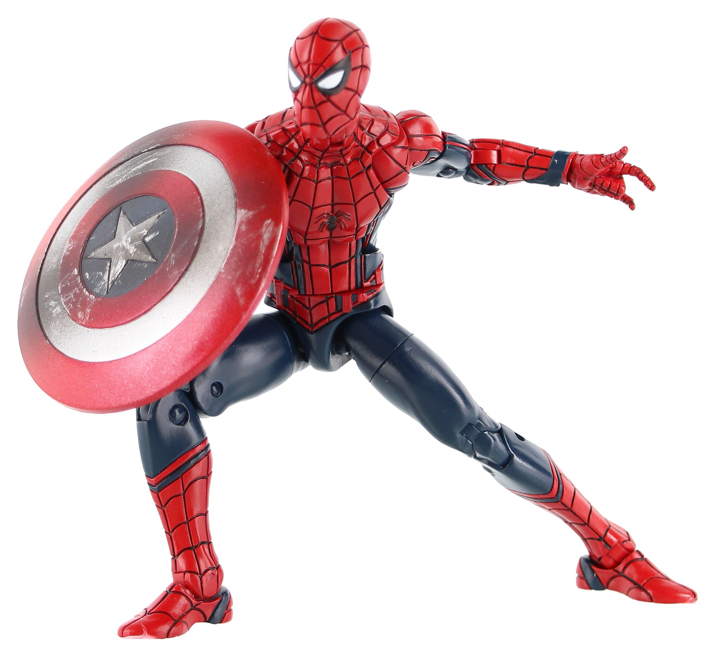 Toys For Gentleman : Civil war spider man gets his first figure this summer