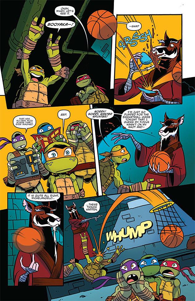 Teenage Mutant Ninja Turtles: Carmelo Anthony Special