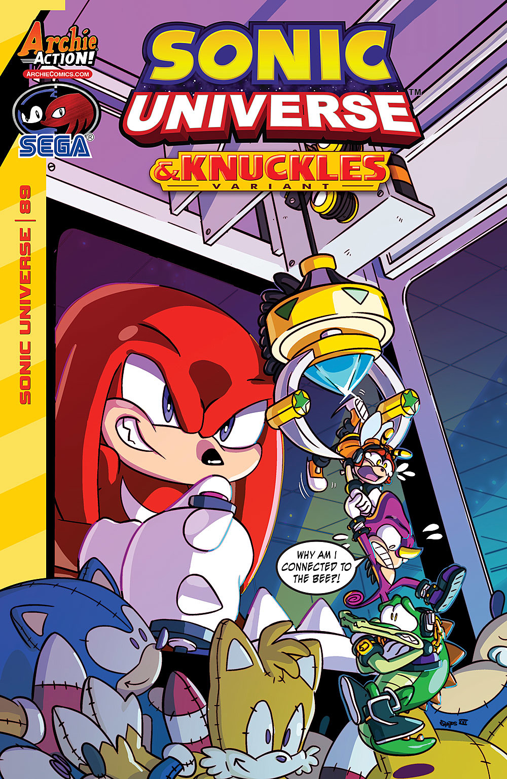 Archie Sonic Comic Megathread Sonic And Sega Retro