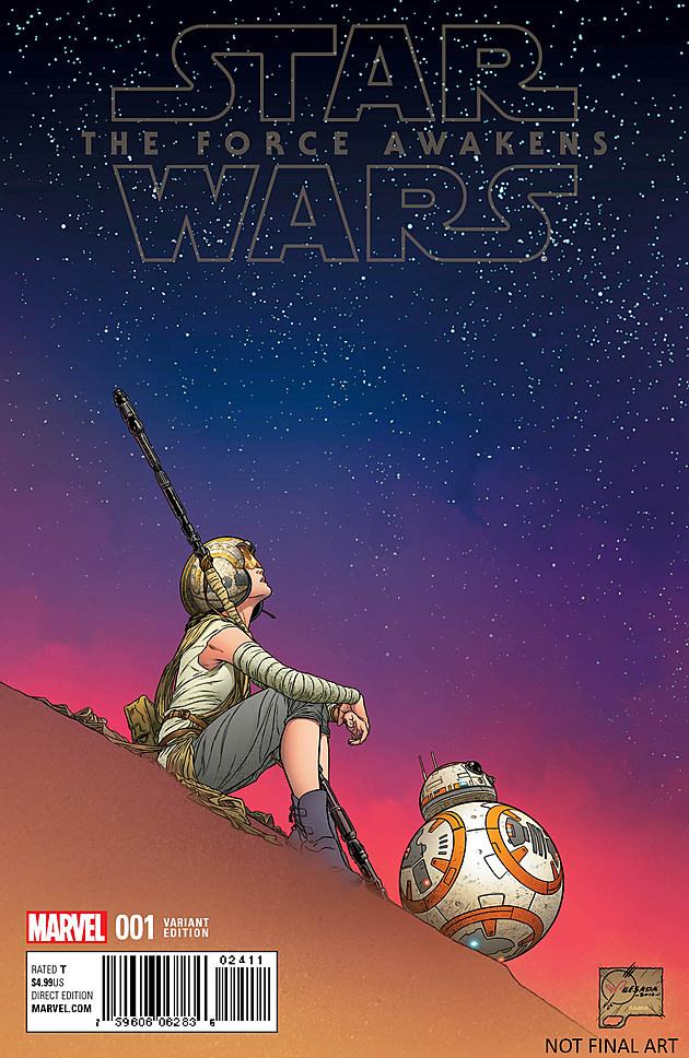 preview wars the awakens comics adaptation