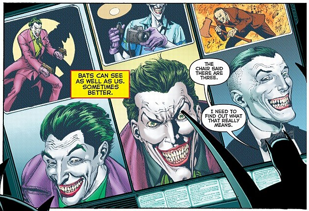 Image result for dc rebirth the joker