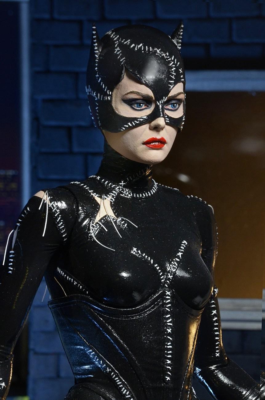 Neca Announces Batman Returns Catwoman 1 4 Scale Figure