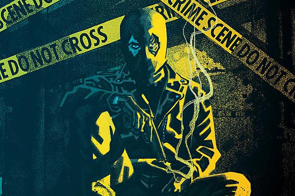 Swierczynski And Scott's 'Black Hood' Returns For 'Season 2'