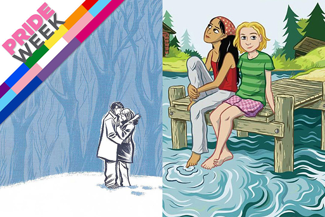 If You Love \'Blue Is The Warmest Color\', Try These Comics
