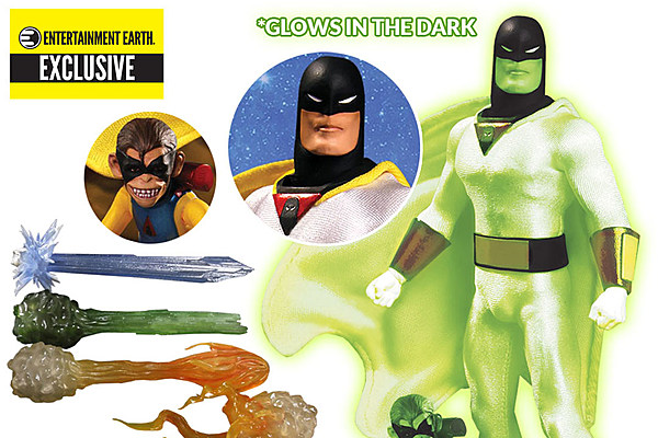 entertainment earths space ghost exclusive gets spooky - Space Ghost Halloween Costume