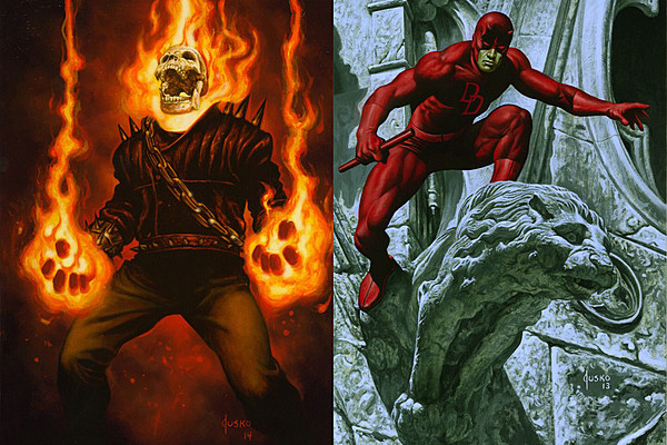 Joe Jusko And The Making Of A Marvel Masterpiece Interview