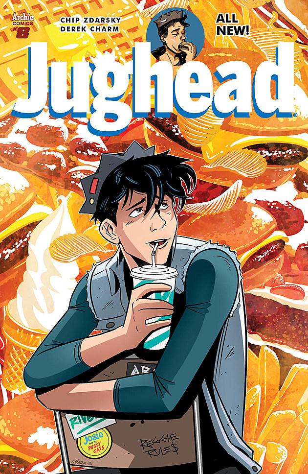 Jughead 8 Pits Archie And Jughead Against A Bear Again
