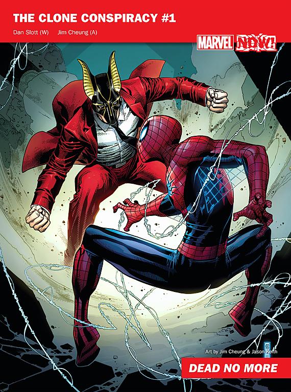 Spider-Man-Clones