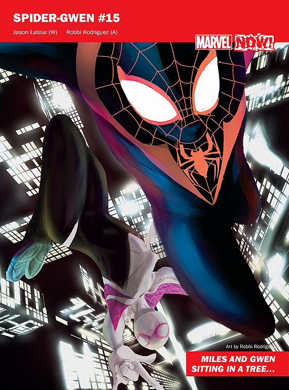 Spider-Man-Gwen