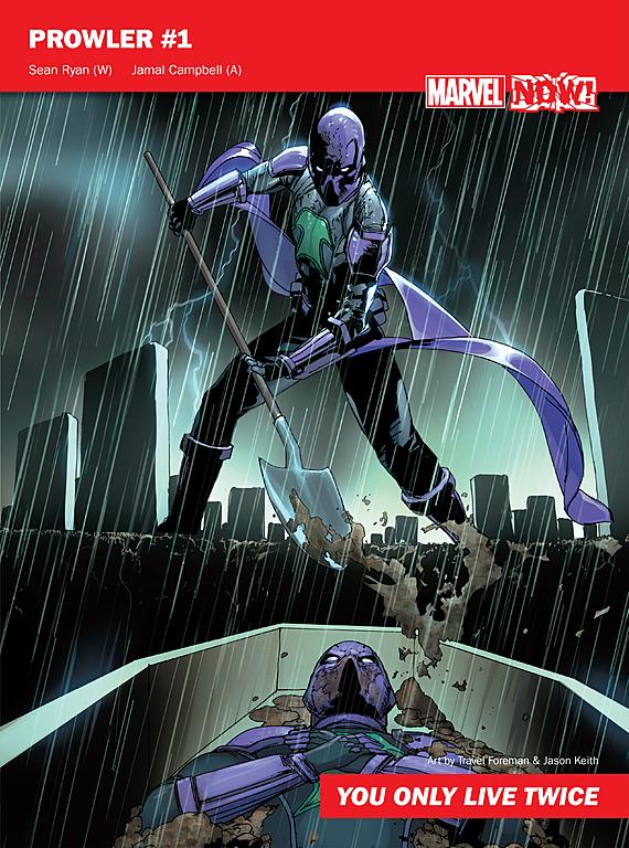 Spider-Man-Prowler