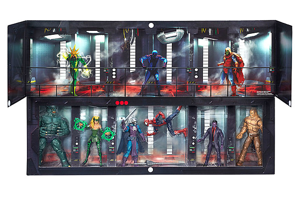 Offer Up San Diego >> Hasbro's Marvel Legends Unlocks The Raft for SDCC 2016