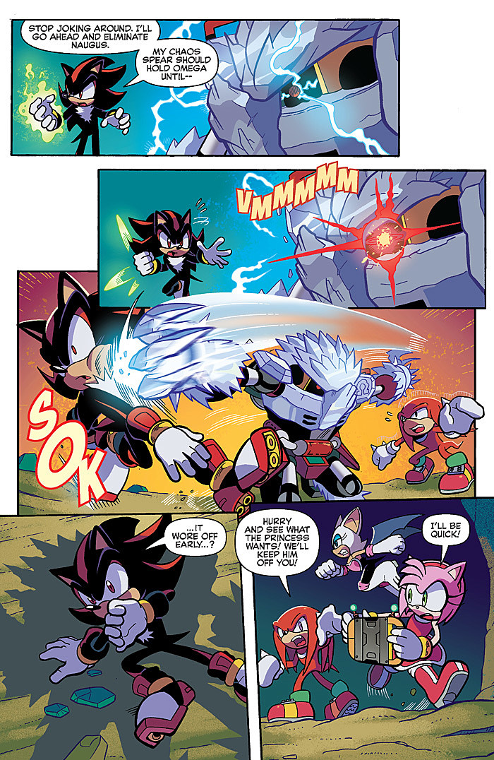 A Double-Shot Of Hedgehog-Based Entertainment in New Sonic Previews