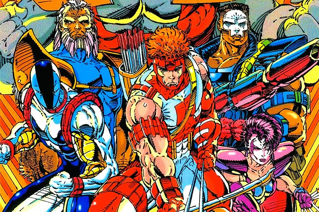 Liefeld Revives 'Youngblood' At Image With Bowers And Towe