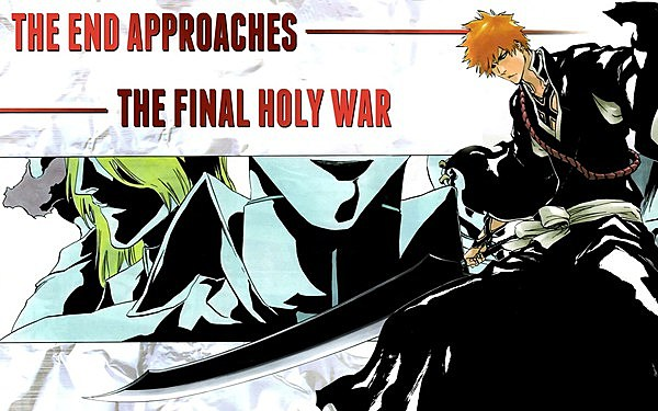 Ichigo Kurosakis Last Stand On The End Of Bleach