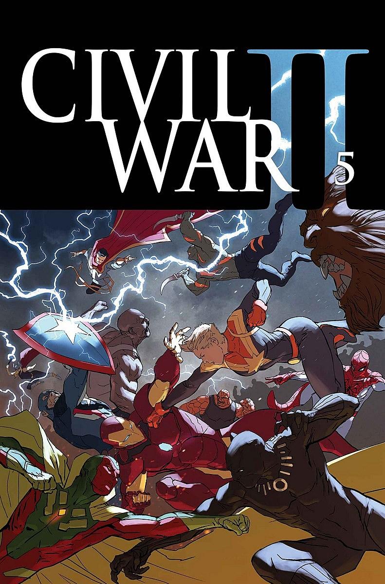 civil war 2 essay