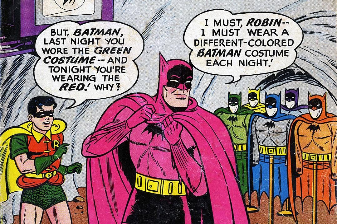 & ICYMI: The Rainbow Batman Has Finally Returned