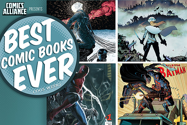 Best Comic Books Ever (This Week): October 12 2016
