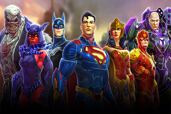 You Can Build Your Own Ideal Justice League in 'DC Legends'