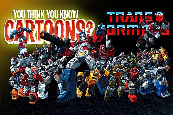 12 Facts You May Not Have Known About 'Transformers' Cartoons