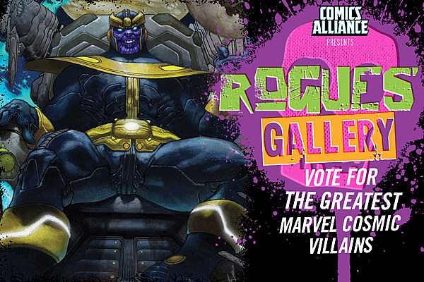 Rogues' Gallery: Who Is The Ultimate Marvel Cosmic Villain?