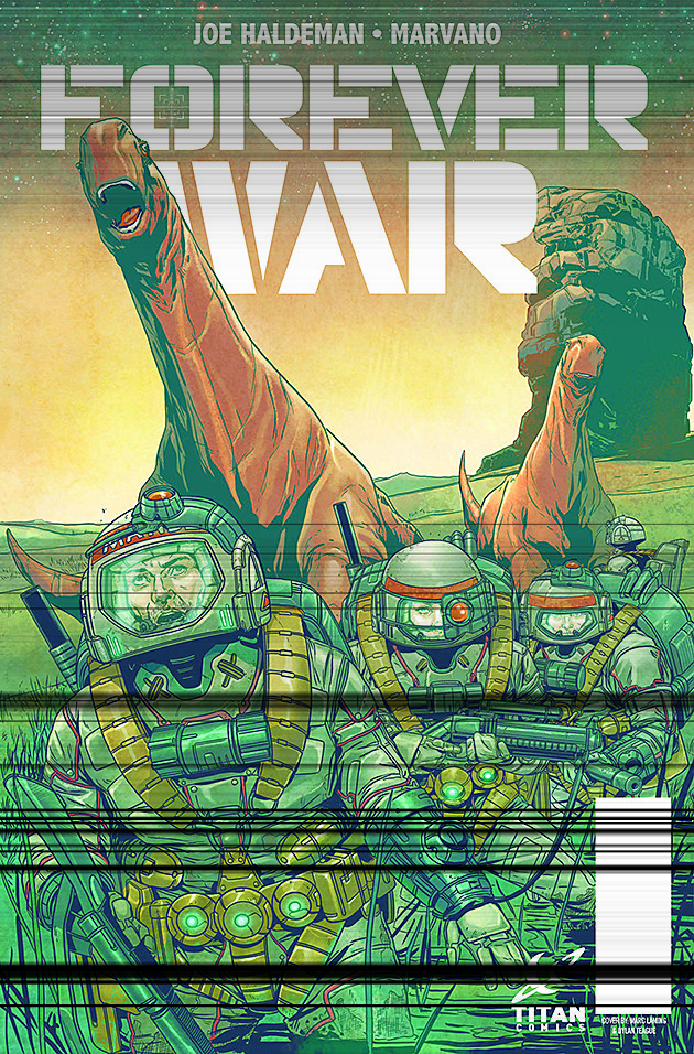 Forever_War_#1 Cover C Marc Laming