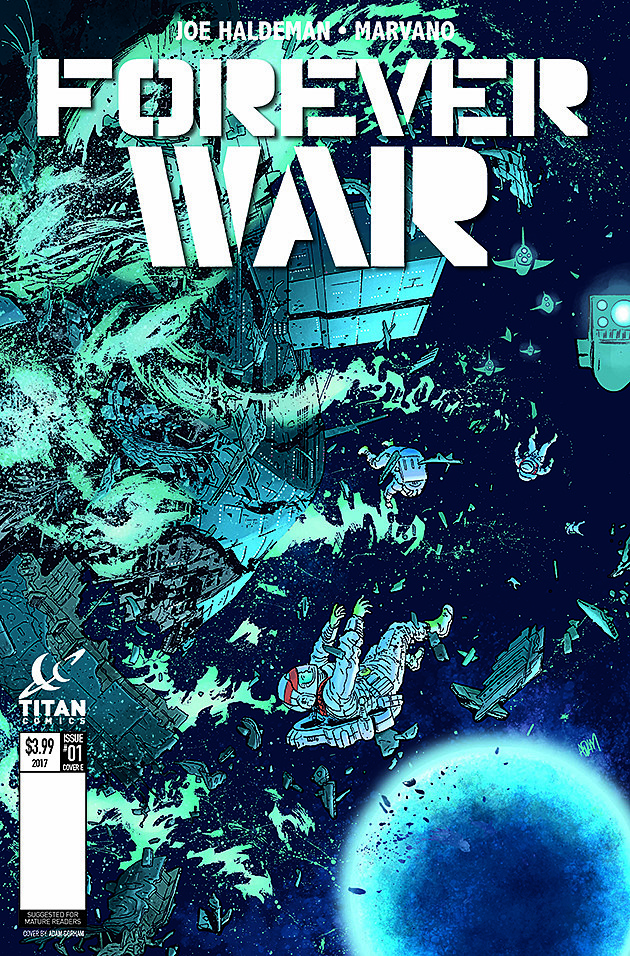 Forever_War_#1 Cover E Adam Gorham