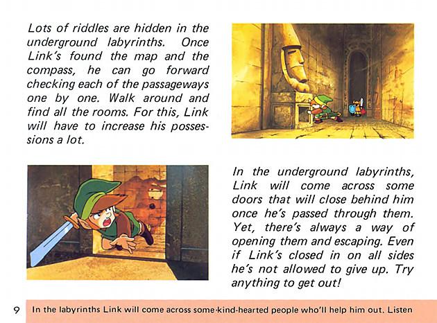 nintendo puts 30 classic nes game instruction manuals online rh comicsalliance com PS3 Game Instruction Manuals For Wild Game Camera Instruction Manual
