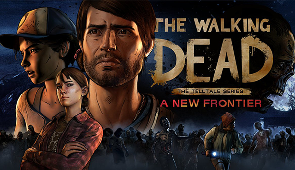 Telltale Games\' The Walking Dead Arrives Just in Time For Christmas