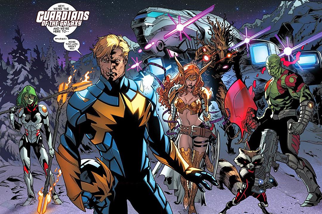Marvel/Art by Stuart Immonen