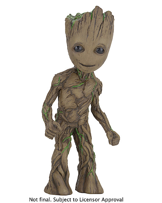 NECA's Life-Size Baby Groot Will Steal Your Heart All Over ...