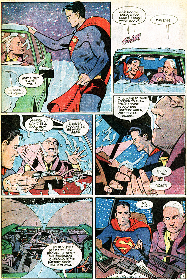 Christmas With The Super-Heroes #2, DC Comics