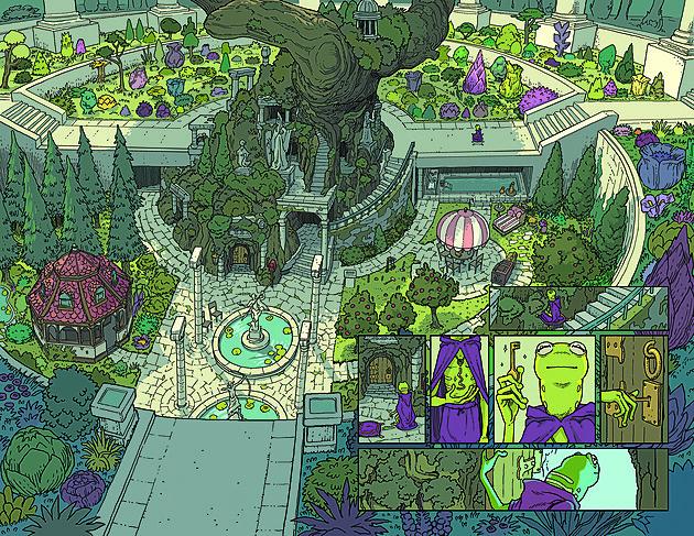 Gael Betrand (Image Comics)