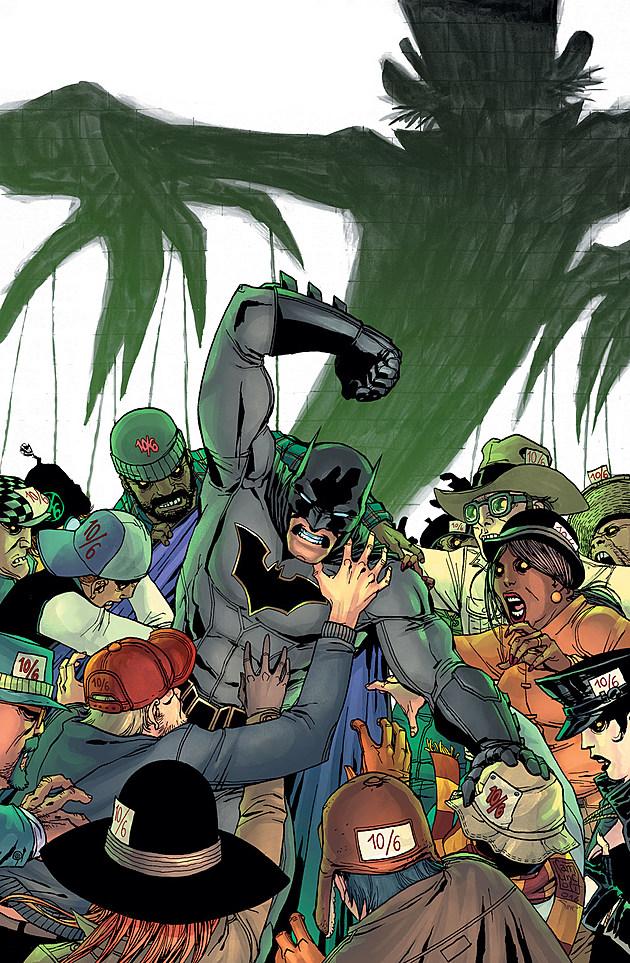 All Star Batman #8, DC Comics