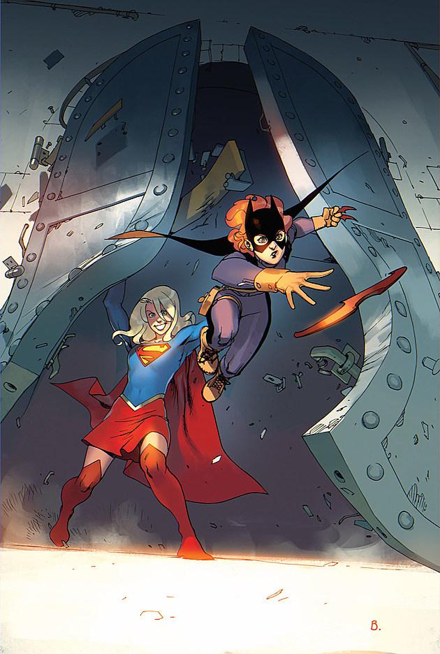 Batgirl Annual #1, DC Comics