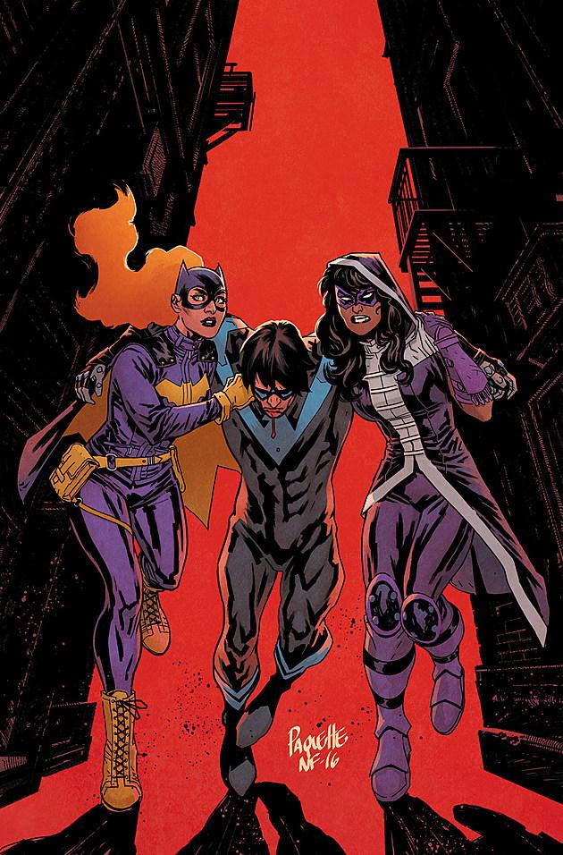 Batgirl and the Birds of Prey #8, DC Comics
