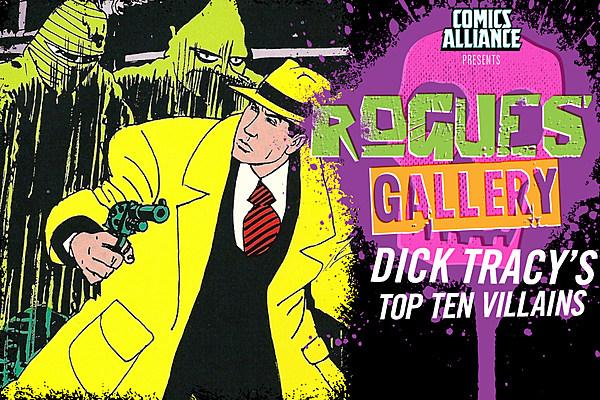 Dick Tracy Enemies 82