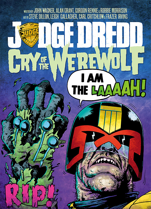 Judge Dredd: Cry of the Werewolf, 2000 AD