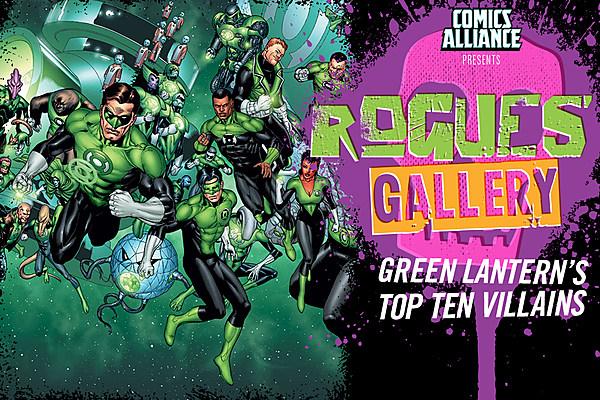 rogues 39 gallery green lantern 39 s top ten villains. Black Bedroom Furniture Sets. Home Design Ideas